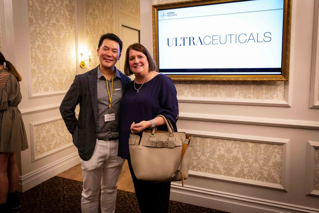 Iconic Opening with Ultraceuticals